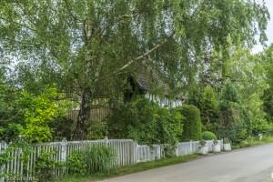 Das alte Backhaus