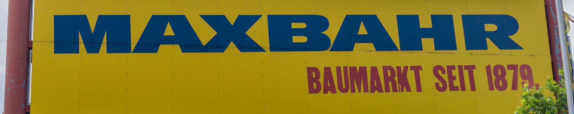 Banner Max Bahr