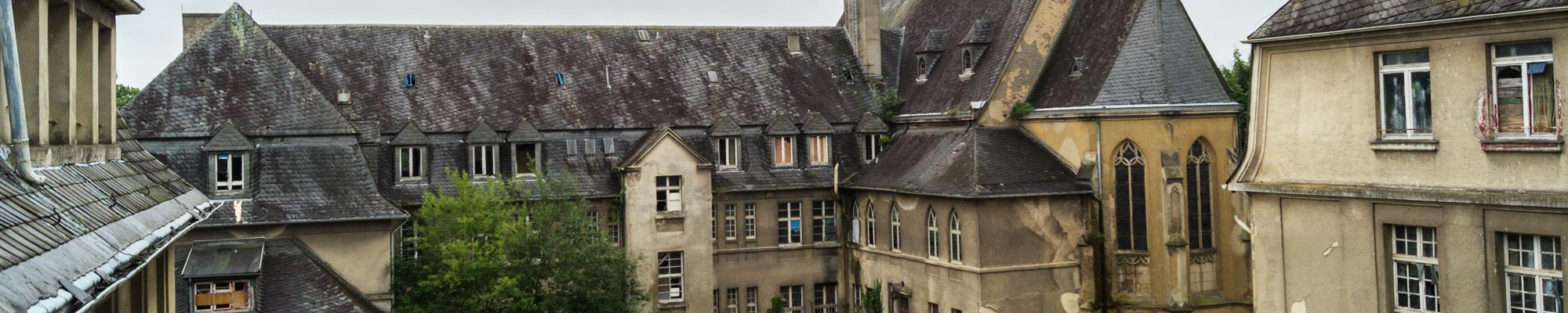 Banner Kloster