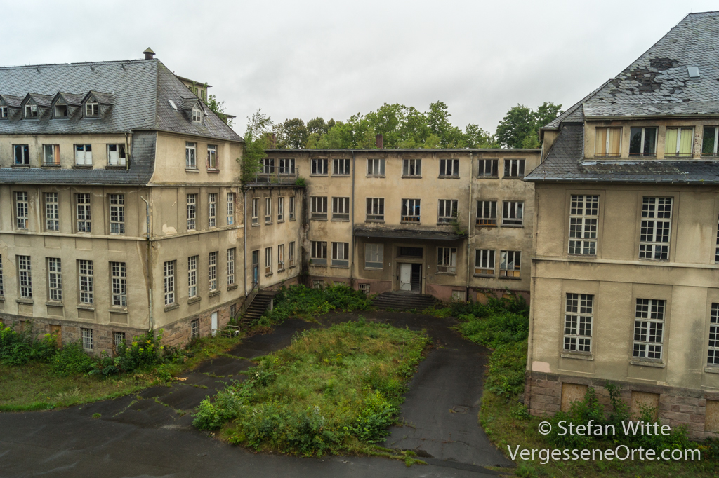 Klinik Archive - Vergessene Orte